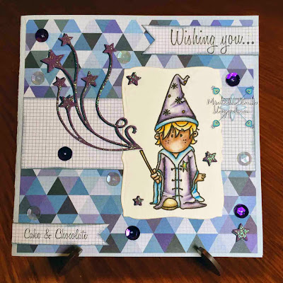 Bugaboo Stamps Wizardry Wizard 3
