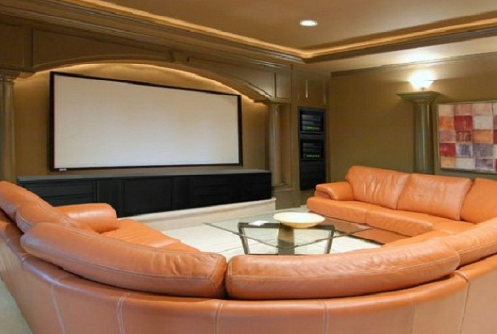 Living room home theatre furniture 2017 2018 best cars reviews - Living room home theater ...
