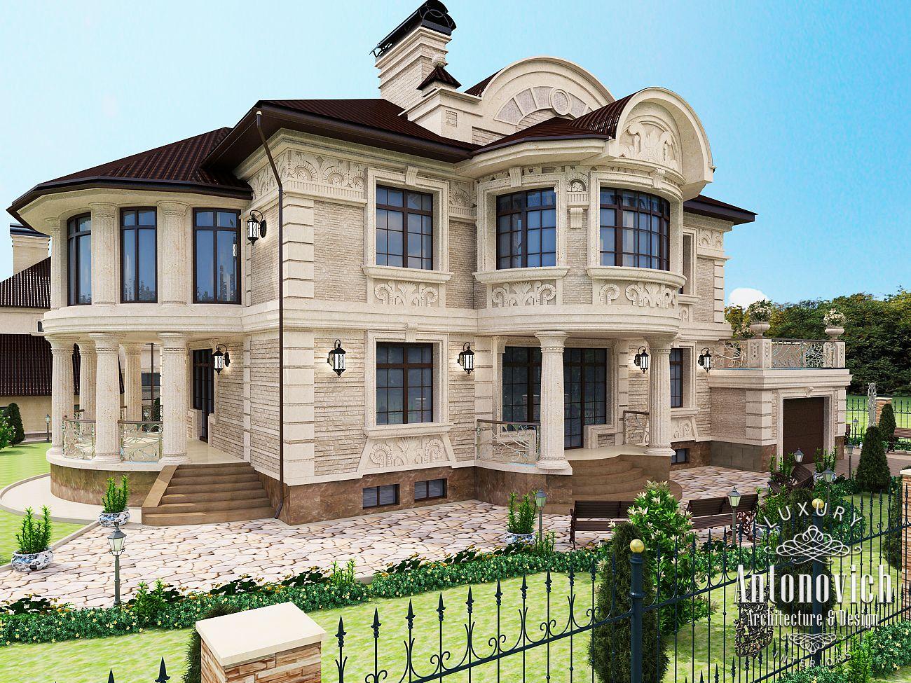 Luxury Antonovich Design Uae Exterior Design