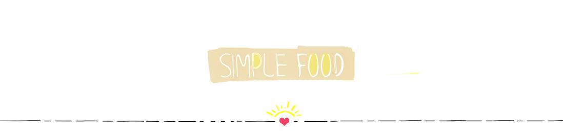 Simple Food | אוכל טבעוני, צבעוני ומשמח