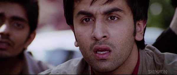 Screen Shot Of Hindi Movie Ajab Prem Ki Ghazab Kahani (2009) Download And Watch Online Free at worldfree4u.com