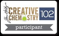 Tim Holtz Creative Chemistry 102 Participant