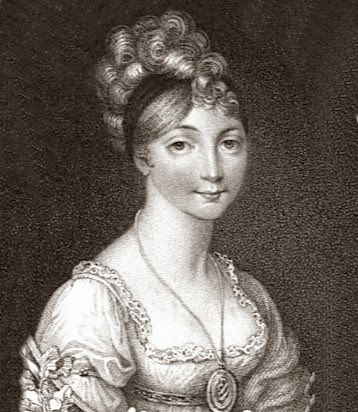 Princess Sophia from La Belle Assemblée (1807)