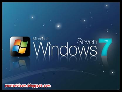 Tips Ampuh Mempercepat Kerja Windows 7 - raxterbloom.blogspot.com