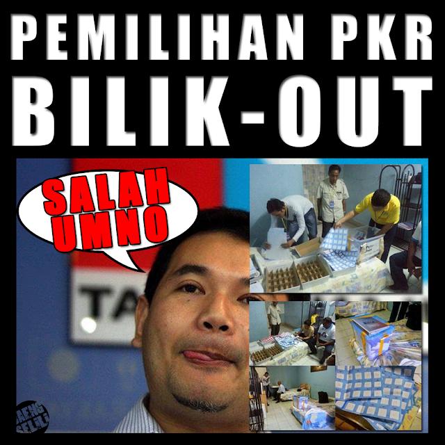 Pemilihan PRK Main Wayang Lagi