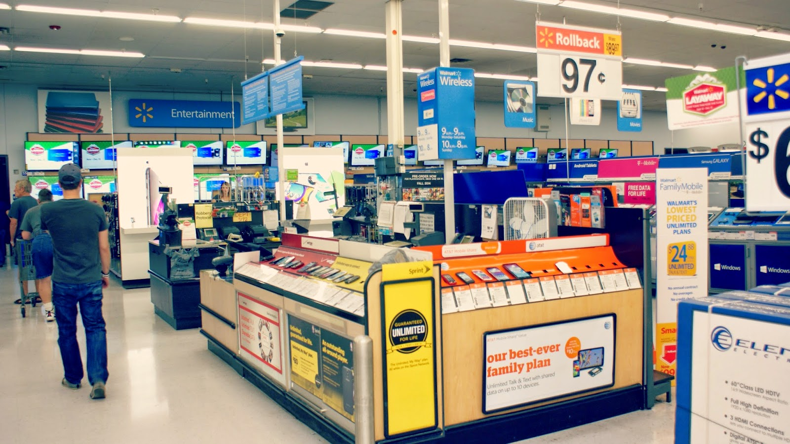 Cheapest Wireless Plans With Phones On Rollback At Walmart