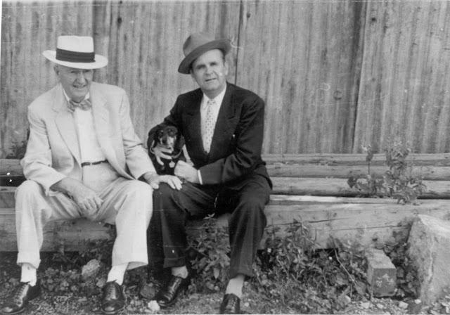 William Branham y Hno. F.F. Bosworth