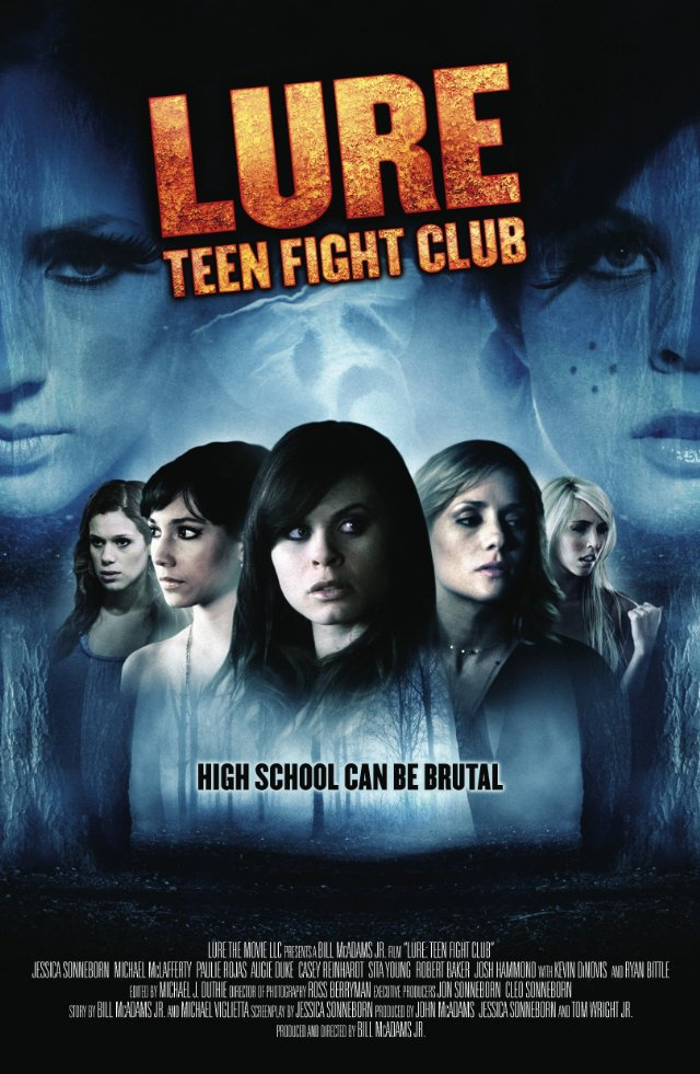 Ver Lure teen fight club (2010) Online