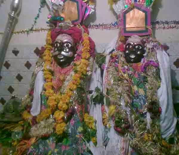 10. खबीस बाबा मंदिर, सीतापुर (Khabees baba temple, Sitapur)