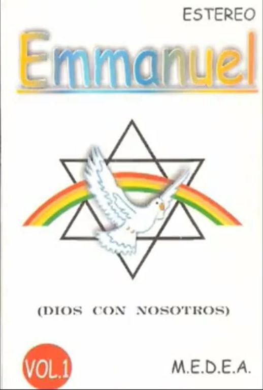 Grupo Musical Emmanuel-Vol 1-Dios Con Nosotros-