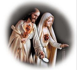 ¡SAGRADOS CORAZONES DE JESÚS Y MARÍA, EN VOSOTROS CONFIAMOS!