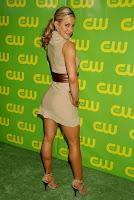 Brittany Daniel long legs