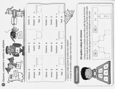 TABUADA-Atividades de Matemática para o 2º  Ano do Ensino Fundamental-PARTE 1 atividades para imprimir, ensino fundamental, matemática,desafios matemáticos..