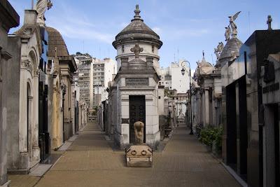 La Recoleta, Buenos Aires, Argentina