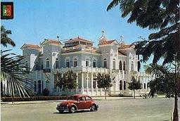 BENGUELA – PALÁCIO DO GOVERNO.