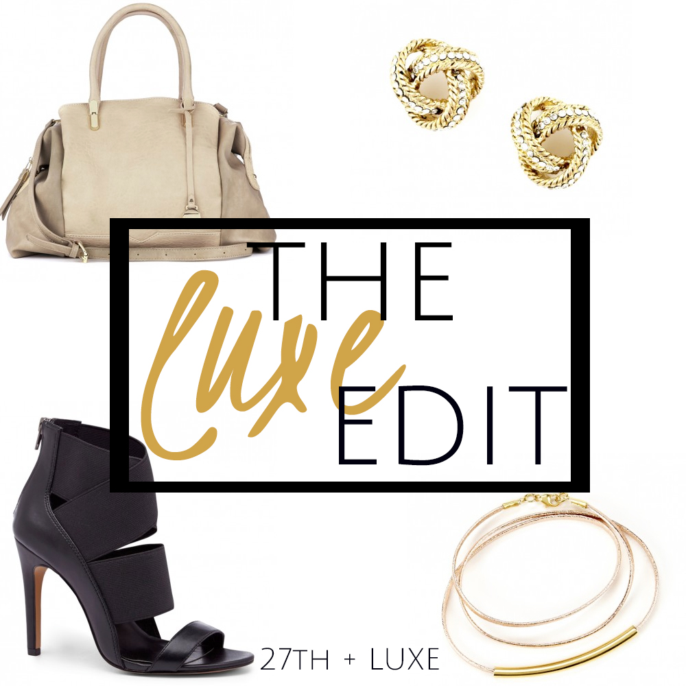 the luxe edit