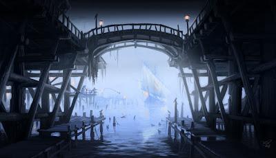 [Image: elder+scrolls+skyrim+concept+art+docks.jpg]