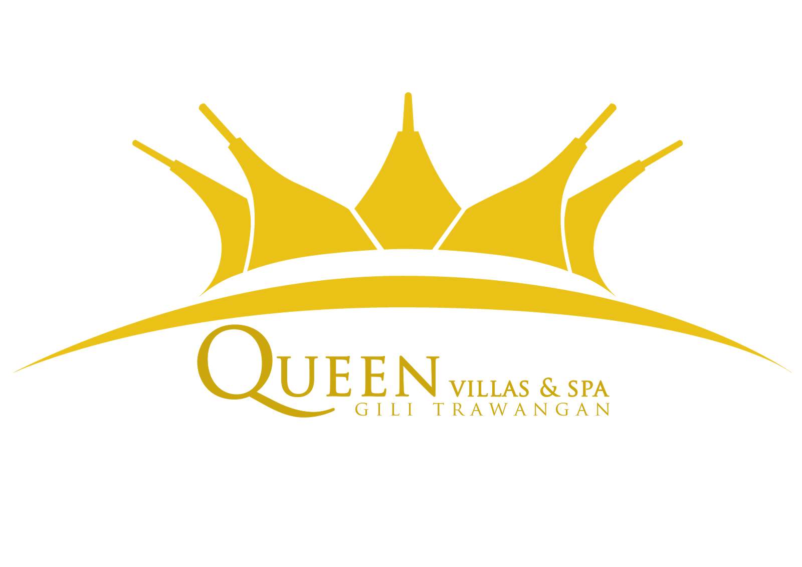 Queen crown logo design - photo#16
