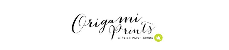 Origami Prints