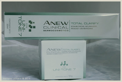 Anew Clinical Total Clarify de AVON