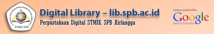 Digital Library STMIK SPB Airlangga