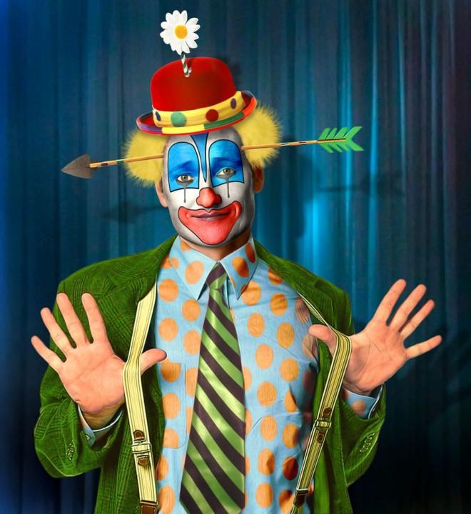 conan the clown
