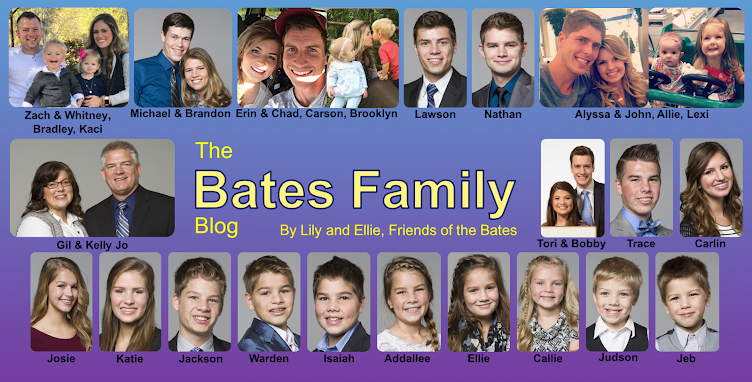 Bates Family Blog: Bates Family Updates and Pictures Gil and Kelly Bates Bringing Up Bates UP TV
