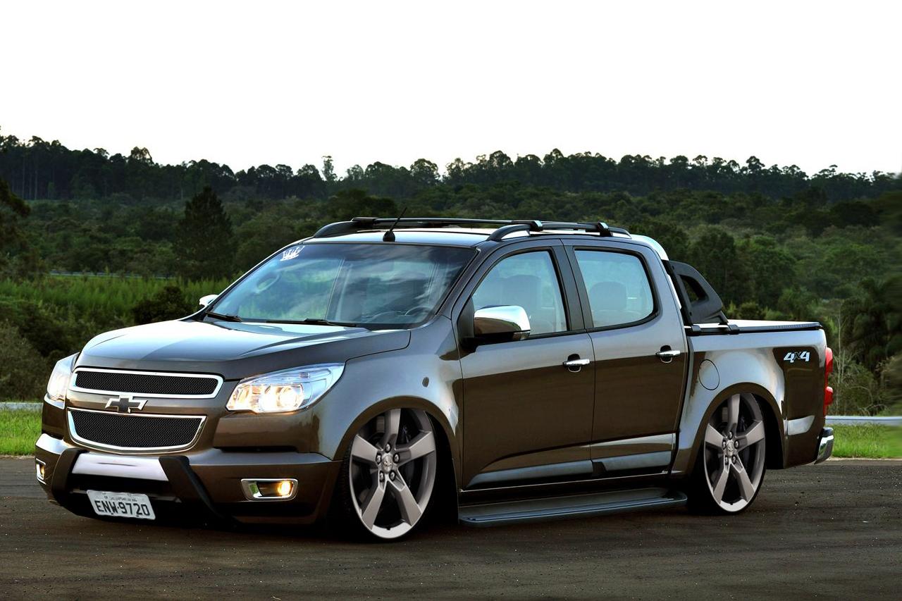 Chevrolet S10 TOOP Aro 20 Do Camaro Suspenso A AR