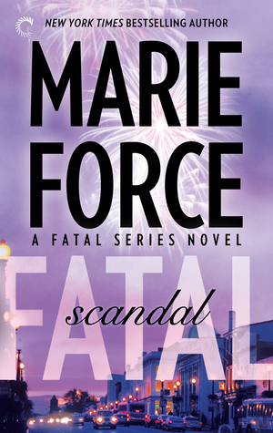 Fatal scandal book cover