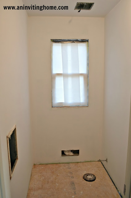 primer on the walls