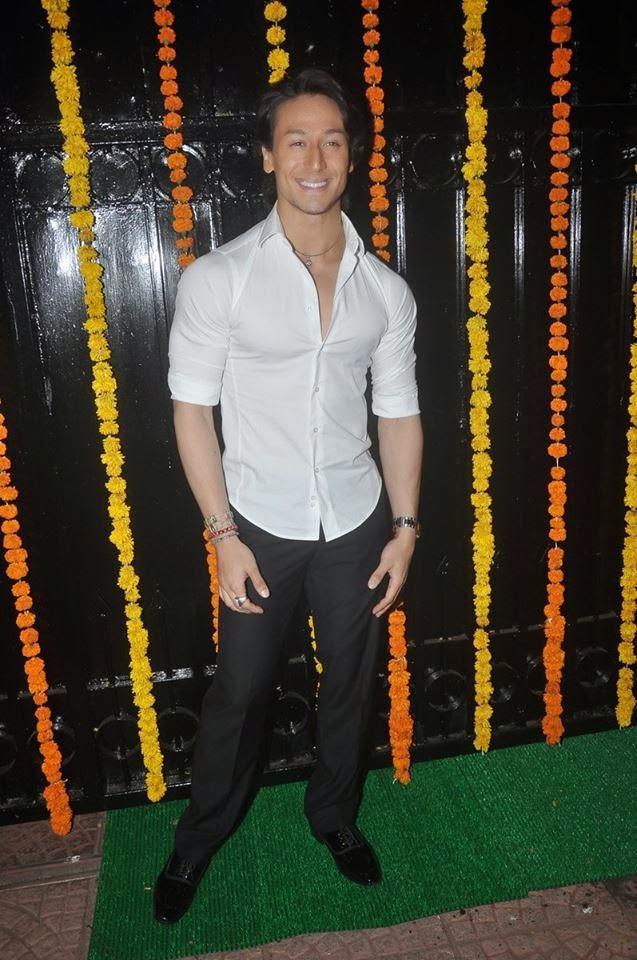 Bollywood Celebs at Ekta Kapoor's Diwali Party
