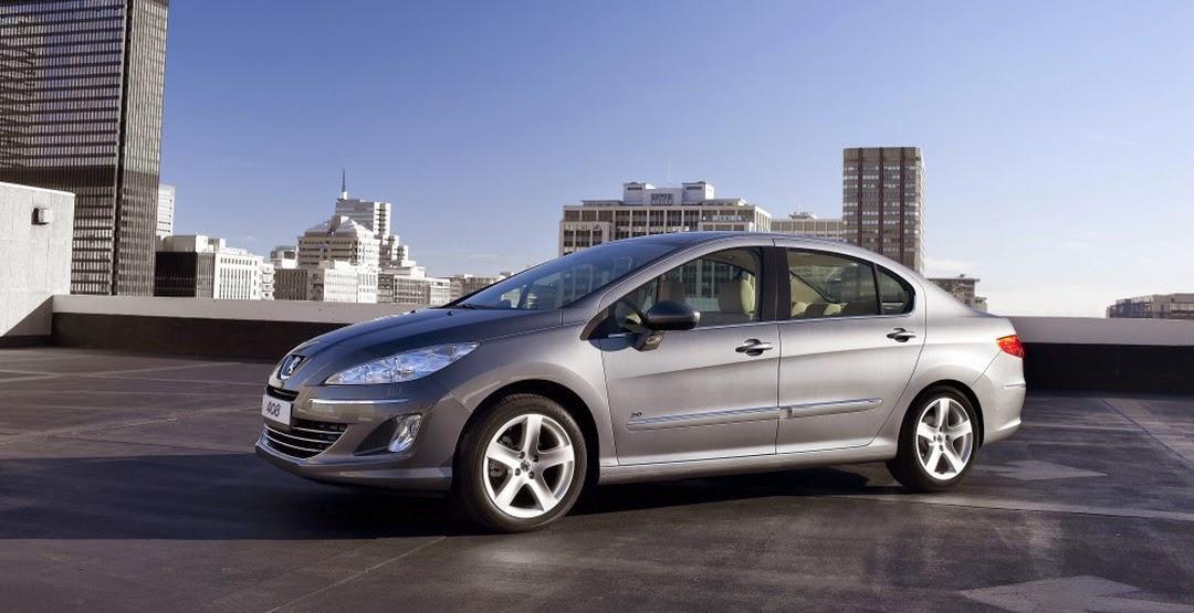 цена Peugeot 408 2015 года в России