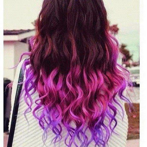purple hair color ideas