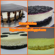 Istimewanya CheeseCake Darrezz Kitchen