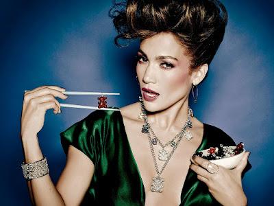 Jennifer Lopez New Look Wallpaper