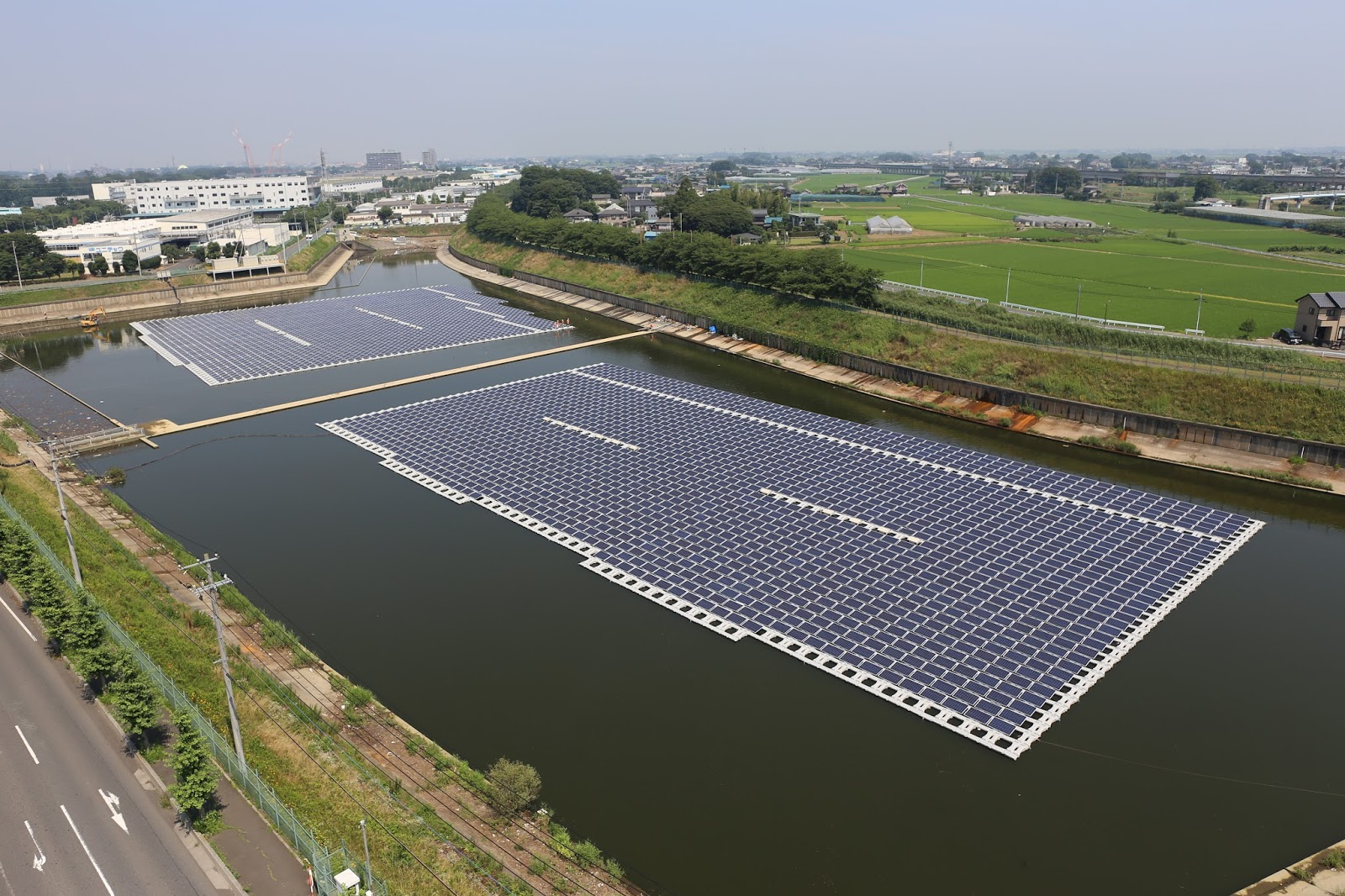 Solar Pv News Blog The Inauguration Of The World S