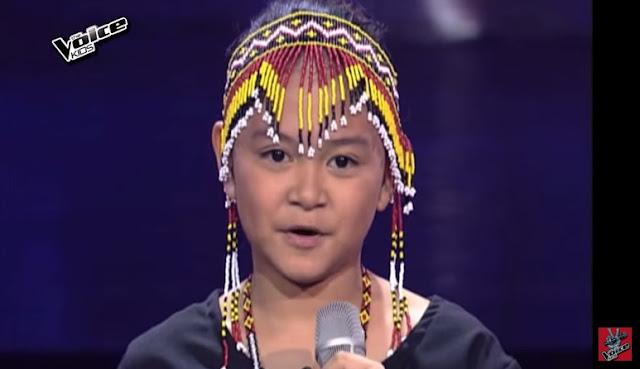 Manobo kid Gift Cerna joins The Voice Kids Philippines