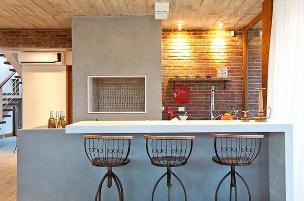 Decoracion Quinchos Modernos ~ decoracion interior de quinchos rusticos un quincho de lineas simples