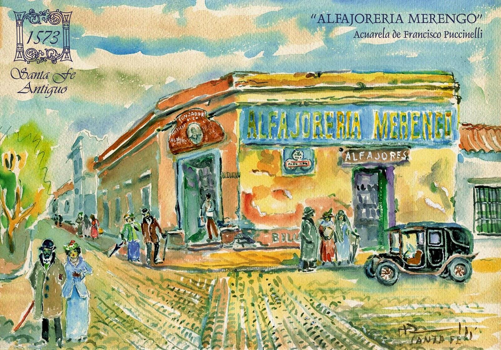 Alfajoreria de Santa Fe