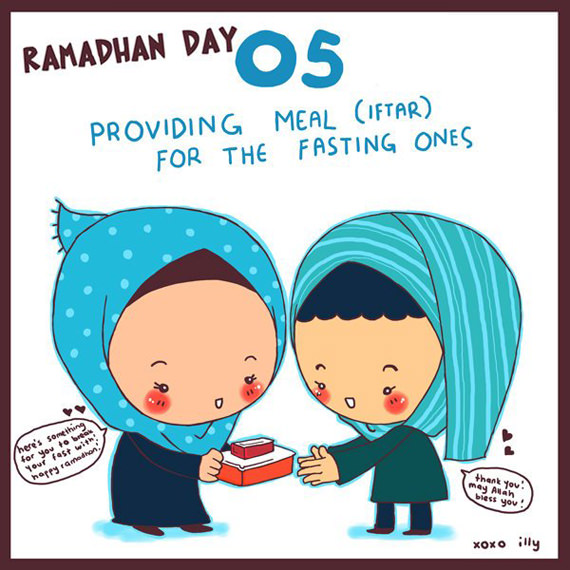 RAMADHAN TIPS #5