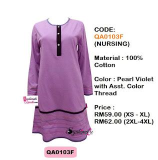T-Shirt-Muslimah-Qaseh-QA0103F