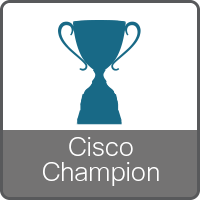 Cisco Champion