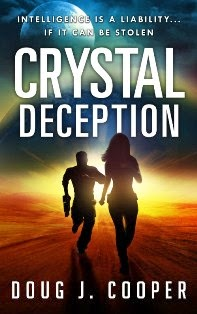 Crystal Deception / Tour Giveaway