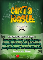 Cinta Rasul... Ya Muhammad s.a.w