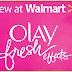 Olay Fresh Effects Skin Care Line New at Walmart