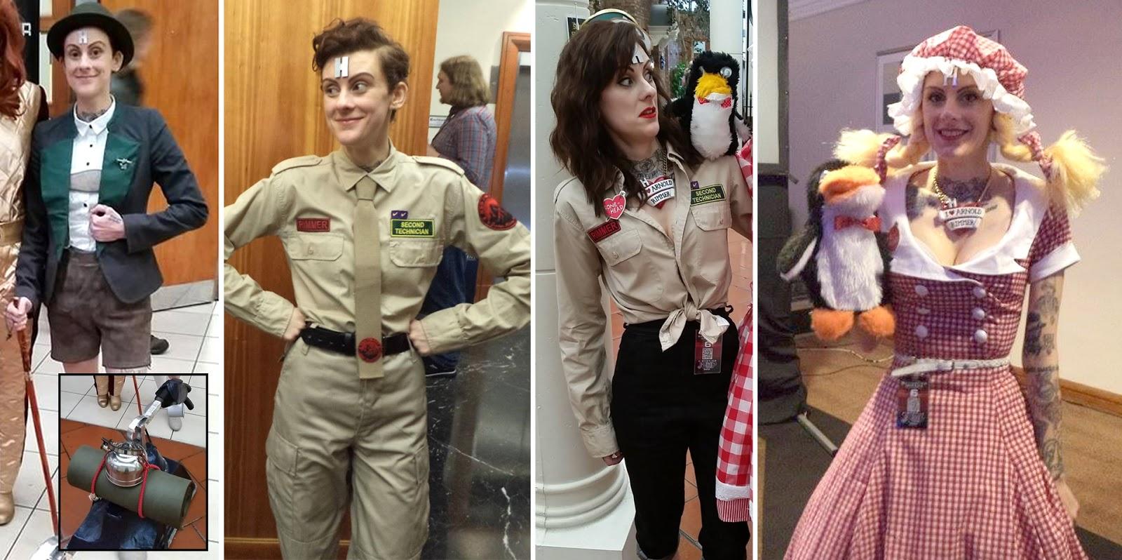 Create costumes midget