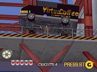 Virtua Cop 2 PC Game