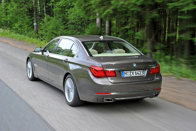 BMW, Auto Reviews, Gallery, Hybrid Cars,ActiveHybrid7,BMW 7-Series Facelift, 2013 BMW 7