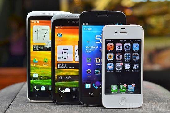 11 Benda yang Ditempati Banyak Kuman: Handphone-Smartphone