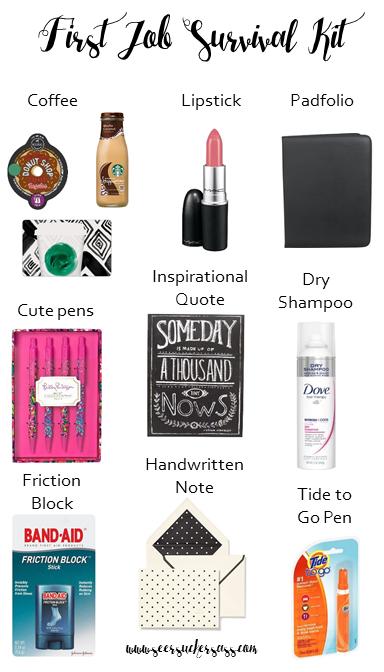 first-job-survival-kit